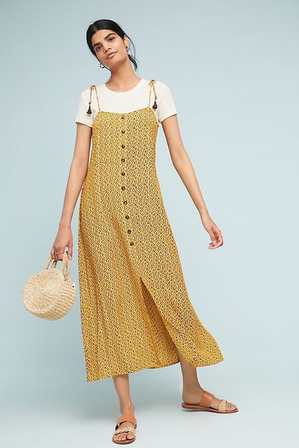 b421957ca7 Faithfull Raquel Floral Dress