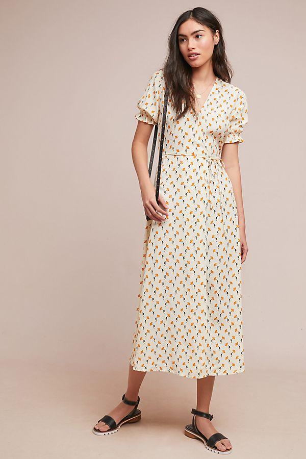 5767fc462d6 Faithfull Hana Wrap Dress