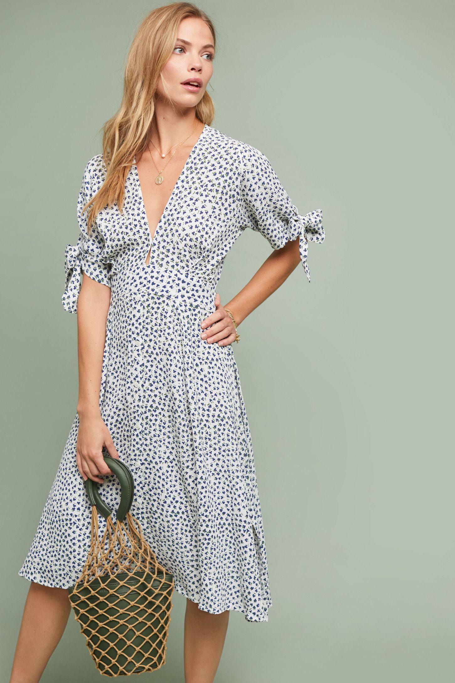 6c0a8bd52e26a Faithfull Rae Floral Dress