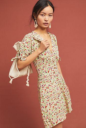 d168d808b17 Faithfull Bastille Mini Dress