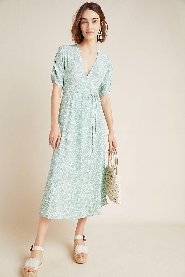 Slide View: 1: Faithfull Kaia Maxi Dress