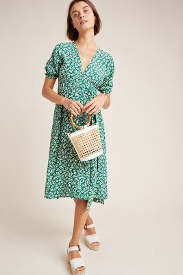 Faithfull The Brand Farah Midi Dress by Faithfull The Brand