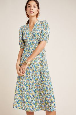Faithfull Marta Midi Dress by Faithfull