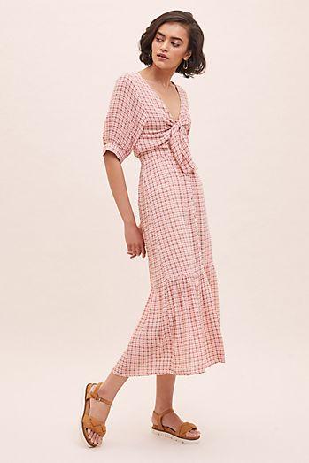 05e4f9e7ba0 Faithfull Maple Midi Dress