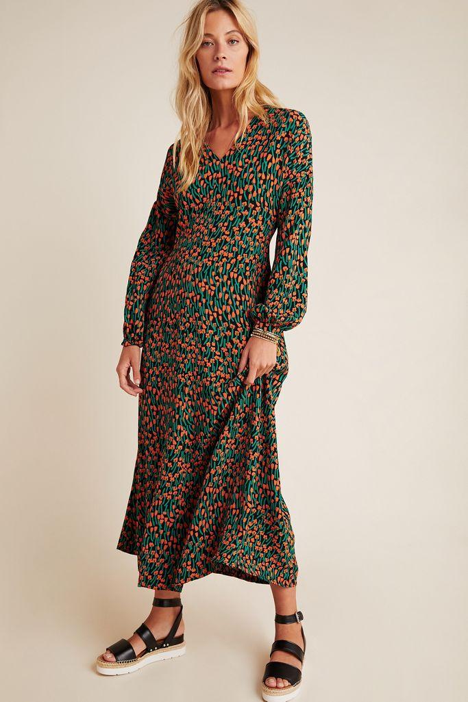 Marimekko Kielele Maxi Dress