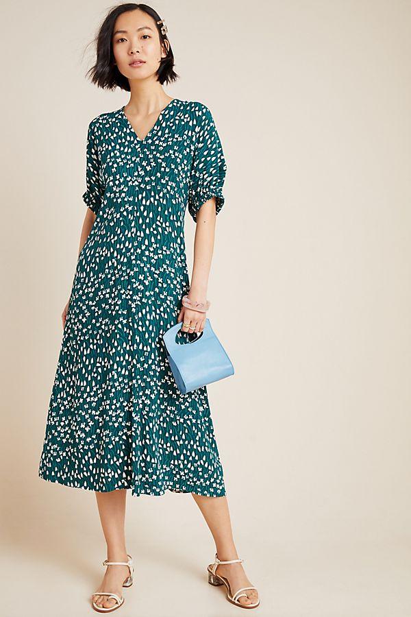 Slide View: 1: Marimekko Intoilla Midi Dress