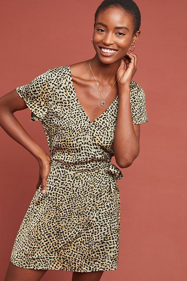 c9ca30f9fcd83 Leopard Mini Dress