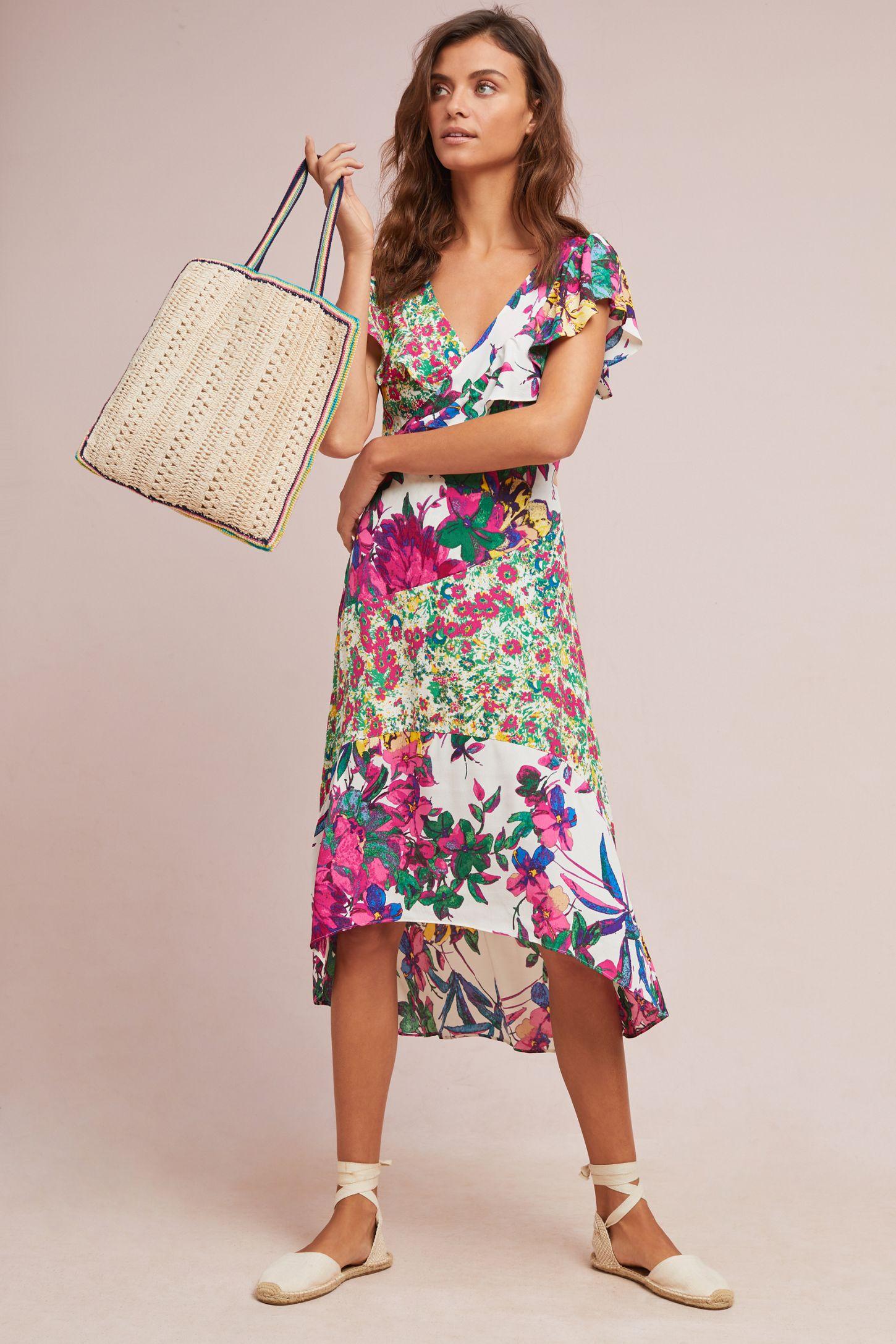 1af6451c5591 Ennis Floral Dress | Anthropologie