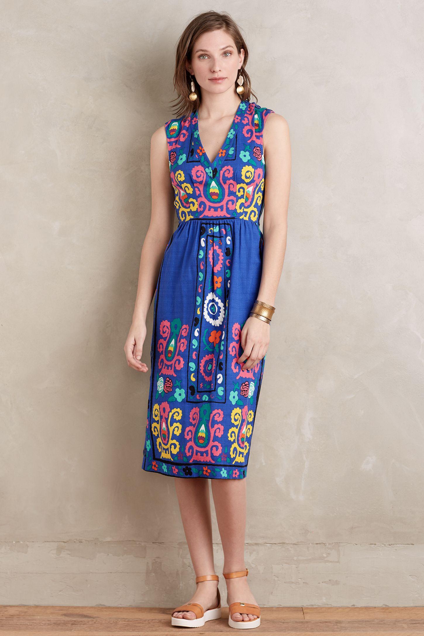 a186bddaa81a Magali Midi Dress | Anthropologie