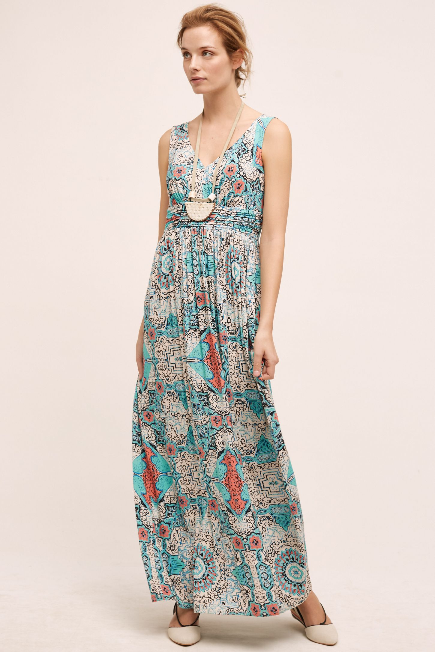 390b801e434 Medallion Maxi Dress