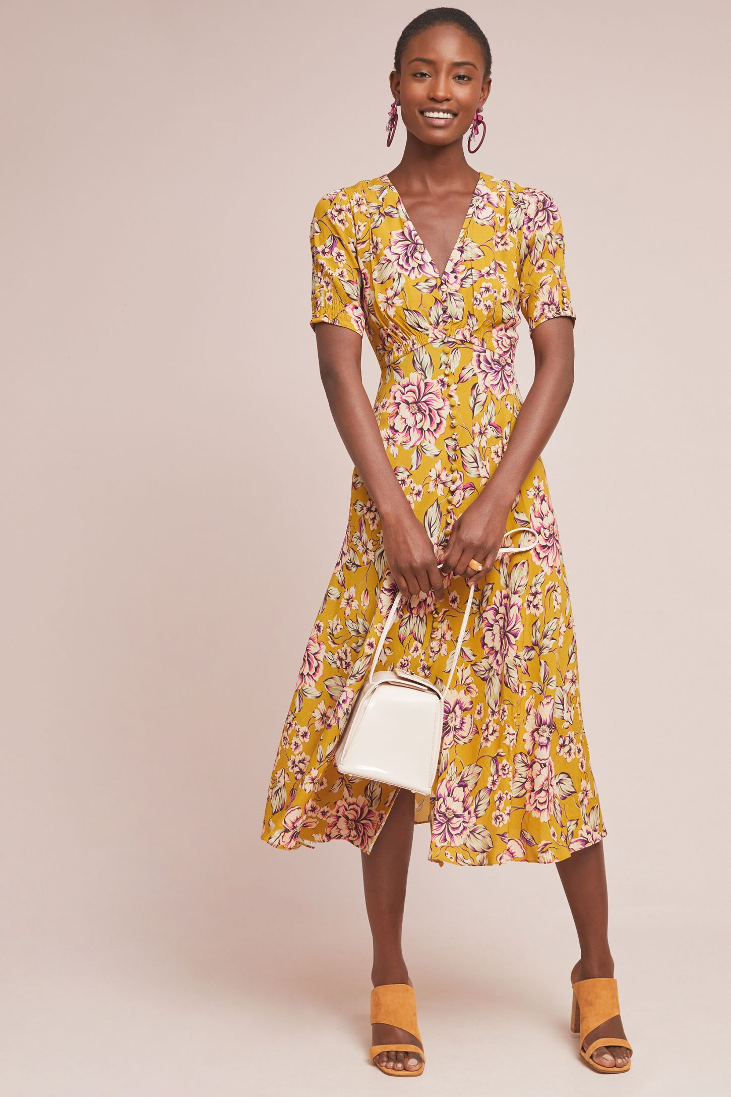 6a7c9bce0b Thea Floral Dress | Anthropologie