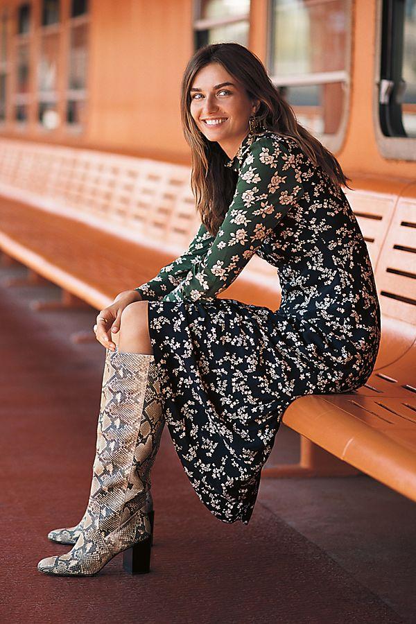 Slide View: 1: Luisa Maxi Dress