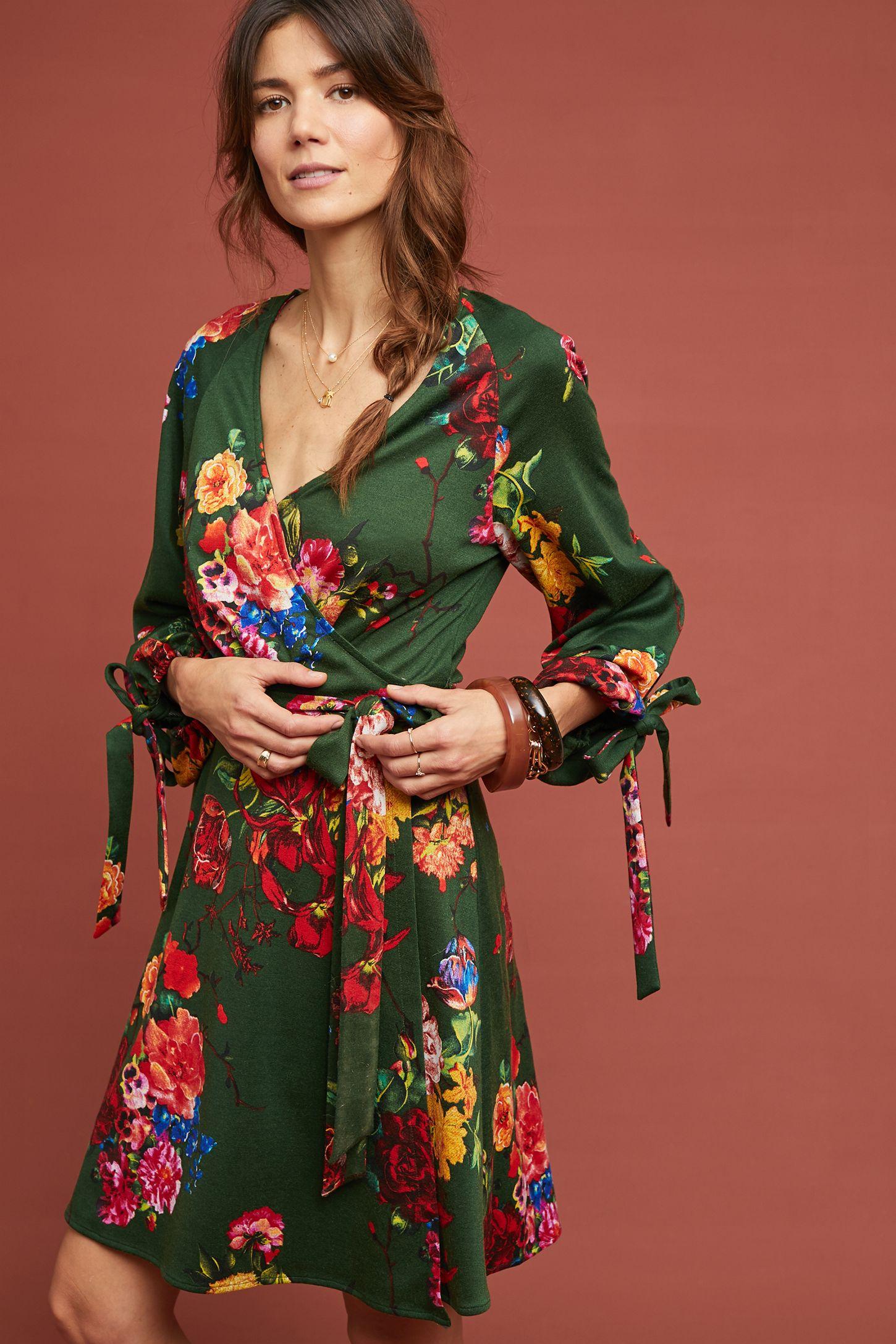 581d04c72b6a Dahlia Wrap Dress