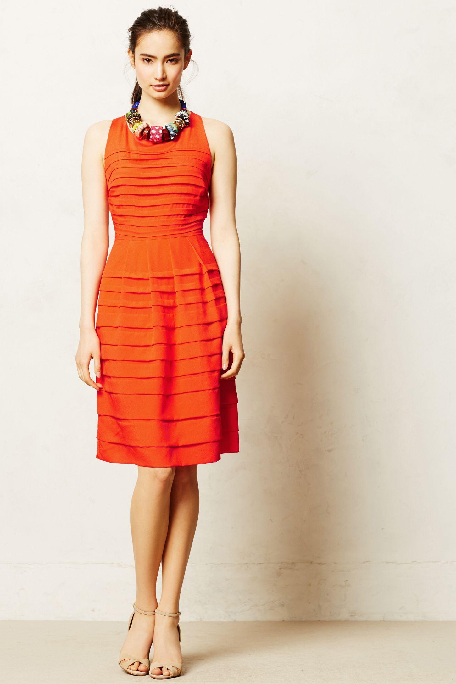 d5b94d3db059 Tangelo Dress | Anthropologie