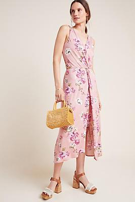 Slide View: 1: Rose Midi Dress