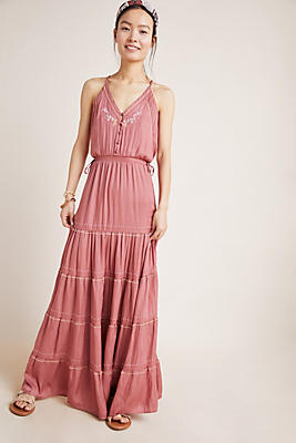 Vieques Maxi Dress by Dolan Left Coast