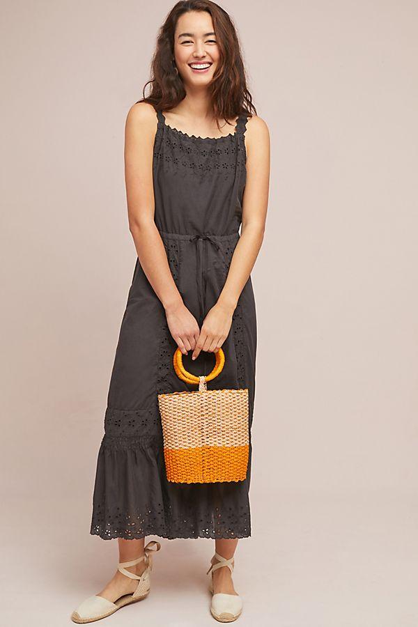 ec7175d1381 Amelia Eyelet Maxi Dress | Anthropologie