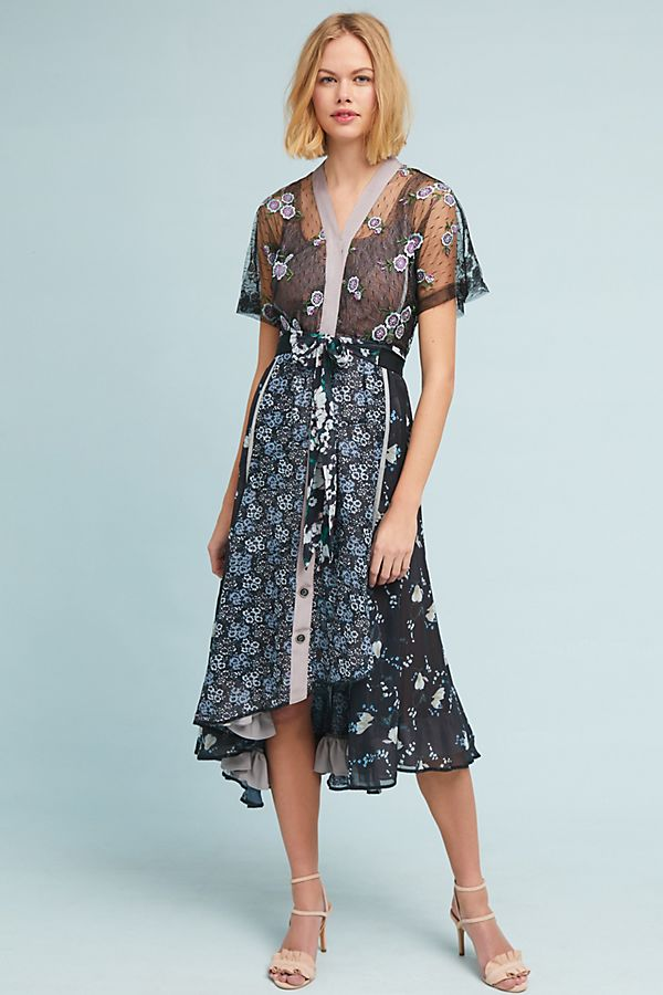 8f329ce0bf33 Cassie Floral Dress | Anthropologie