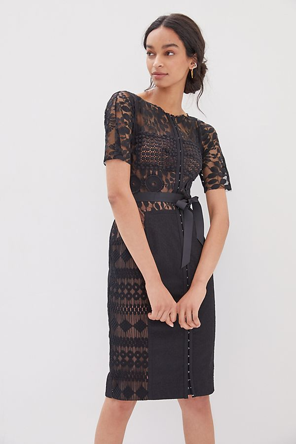 f86e3518 Byron Lars Carissima Sheath Dress | Anthropologie