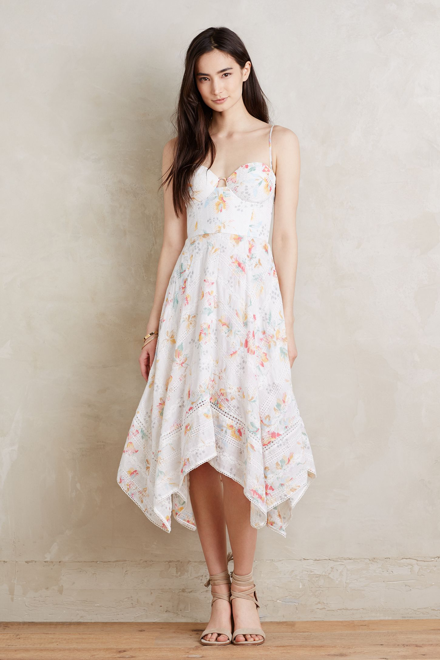 002c19557a Belle Bustier Dress