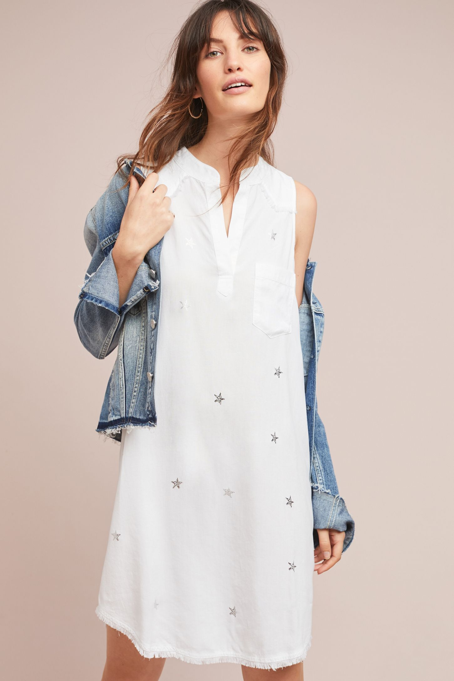 a26acb0bd1a Cloth   Stone Maroney Shirtdress