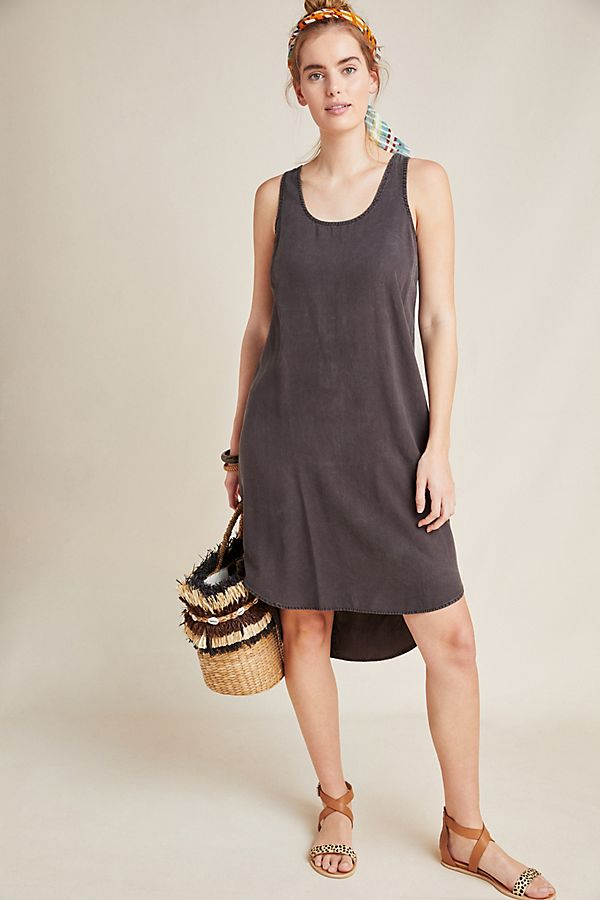 Slide View: 1: Cloth & Stone Adelyn Midi Dress