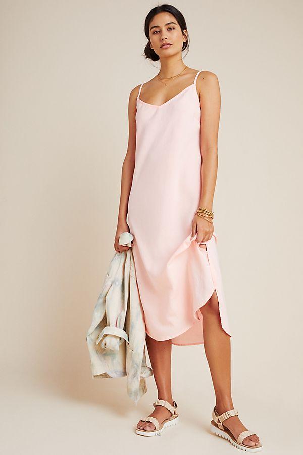 Slide View: 1: Cloth & Stone Bias Slip Dress