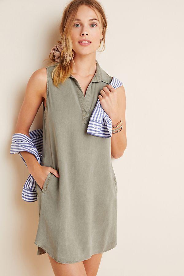 Slide View: 1: Cloth & Stone Sally Shirtdress