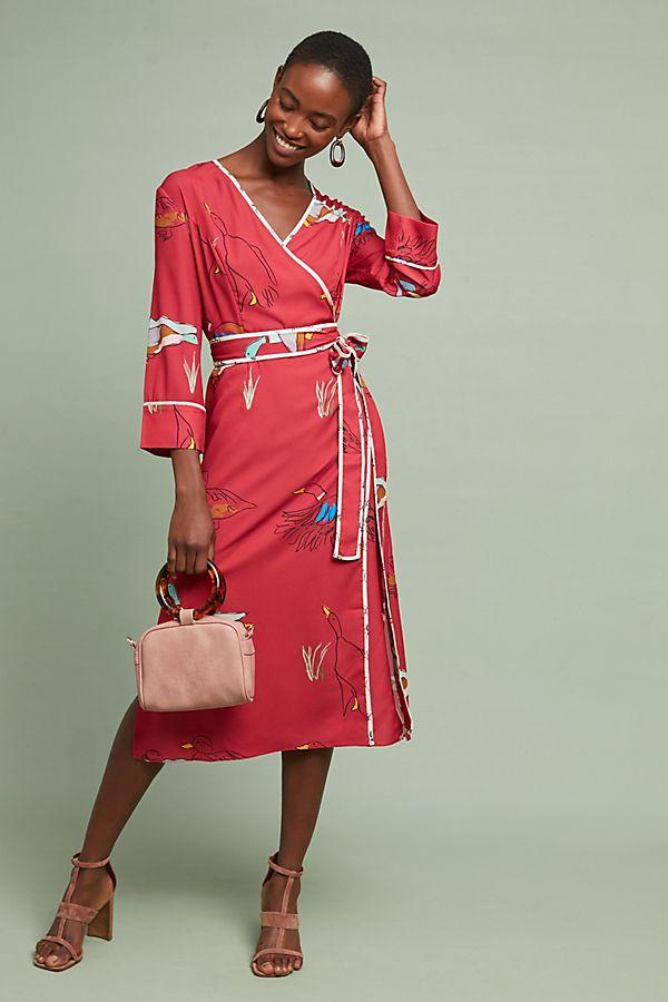 480d59b11f0 Willow Wrap Dress