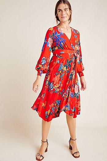 f2bb256130431 Floral Dresses | Floral Print Dresses | Anthropologie