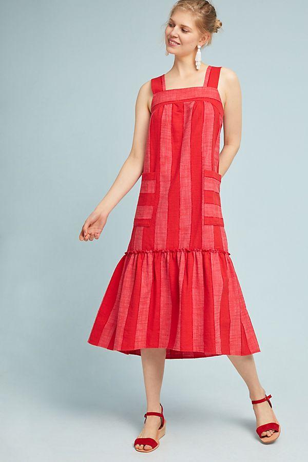 12d8a9d76be Tonal Striped Dress