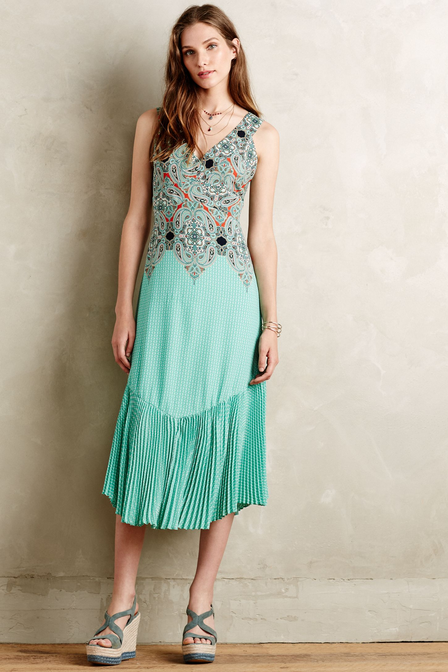 cba7dc65bd11 Canyon Creek Dress | Anthropologie