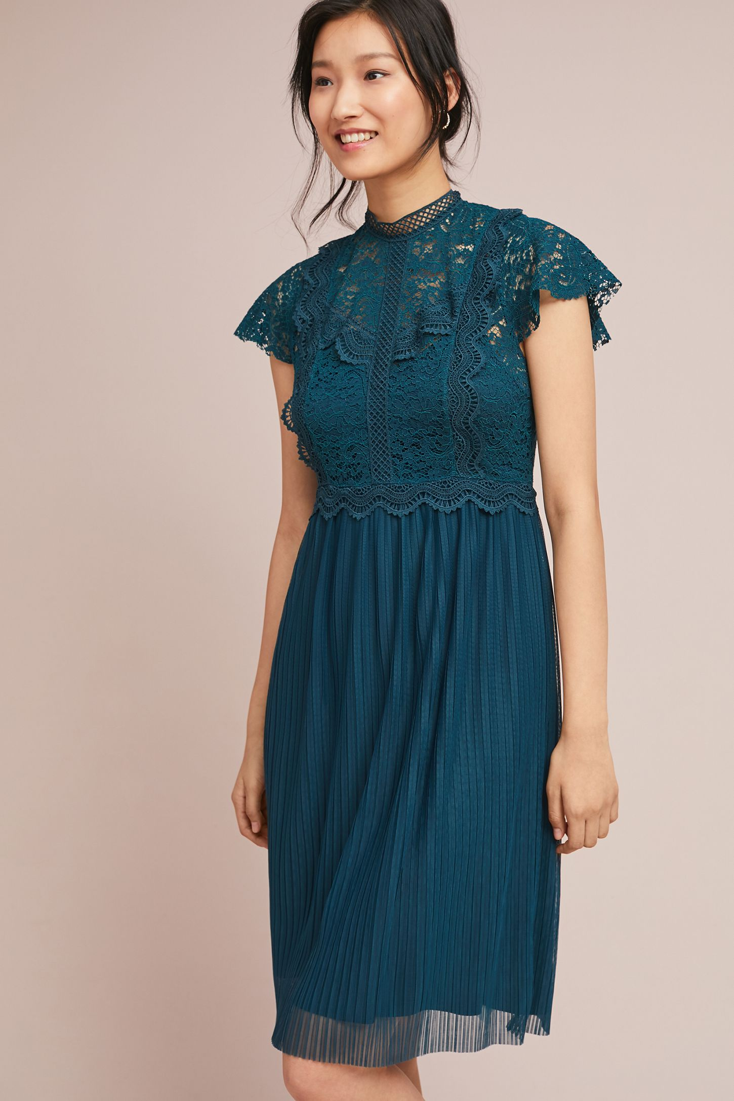 6341fcfcf21da Greenwich Lace Dress | Anthropologie