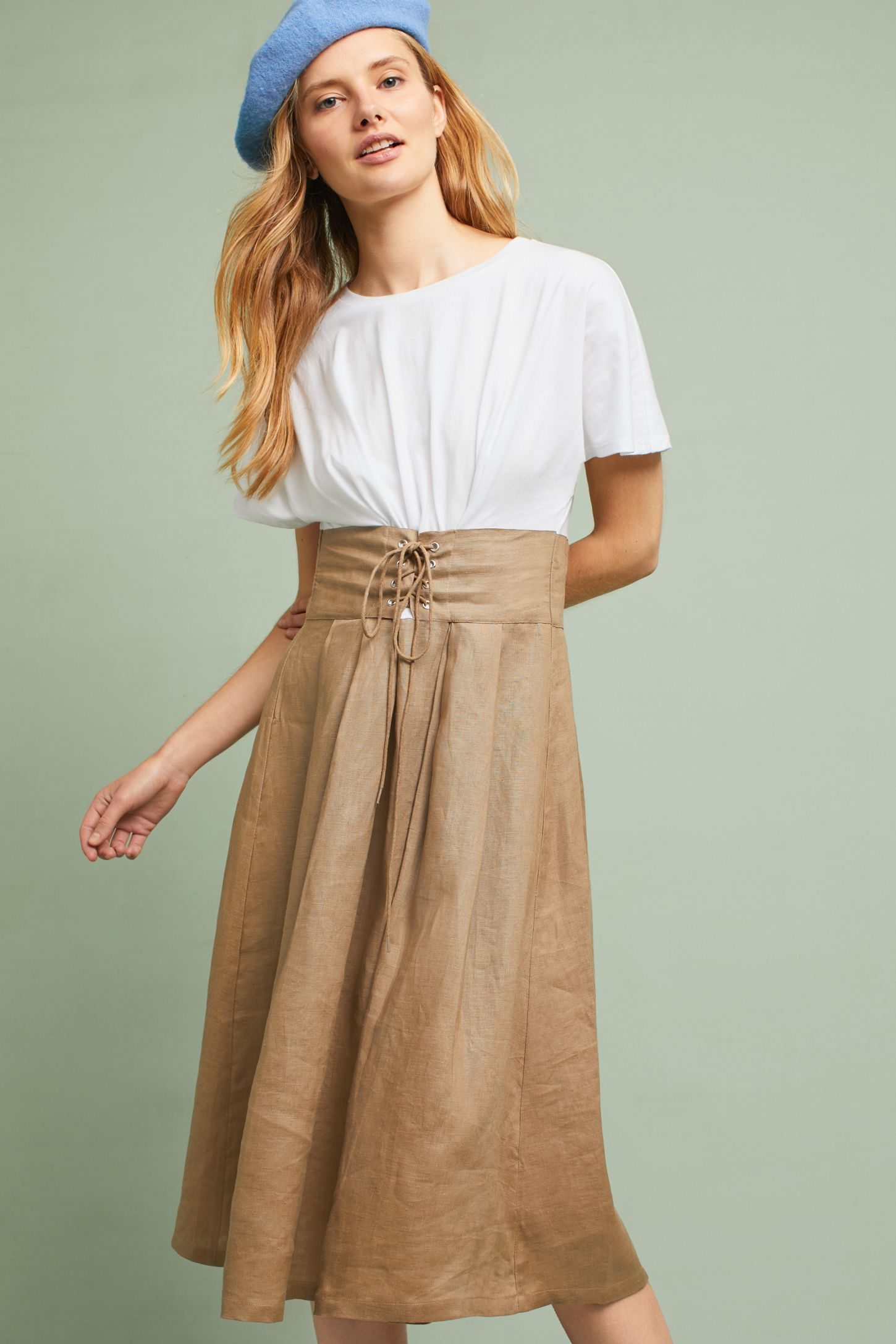 76c128d846c Grace Corseted Dress | Anthropologie