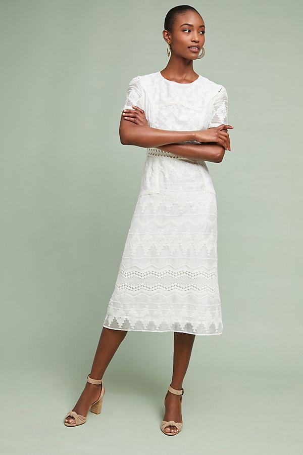 67f3940e0c6d Swann Lace Dress   Anthropologie