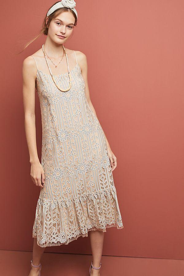 87c49c36fb1c Twilight Lace Dress   Anthropologie