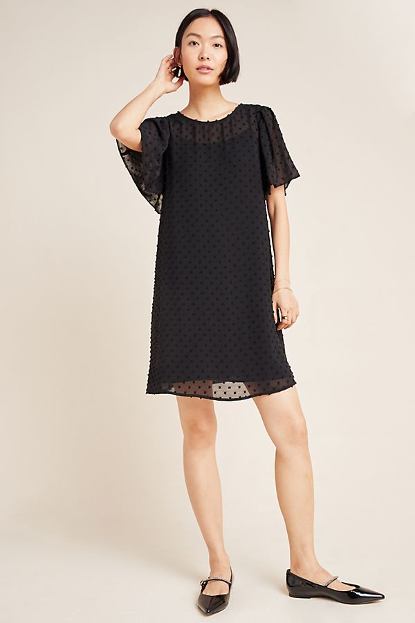 Slide View: 1: Gracie Clip Dot Tunic