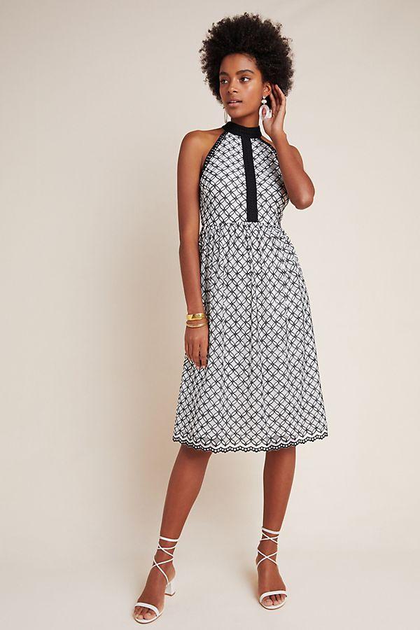 Slide View: 1: Ninetta Lace Mini Dress