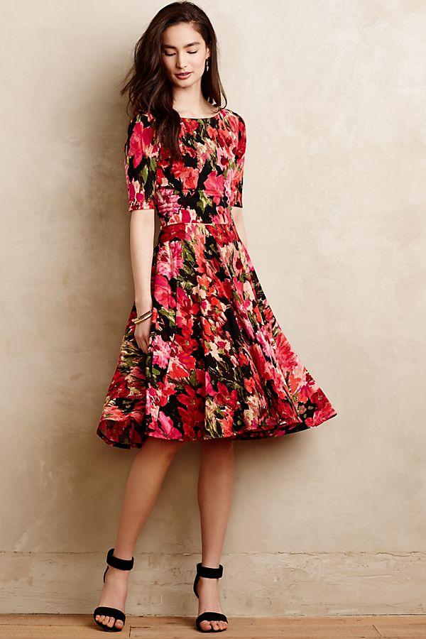 a56a2c49132c Photostat Floral Dress | Anthropologie