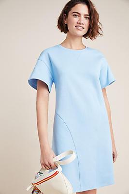 Slide View: 1: Sweatshirt Dress