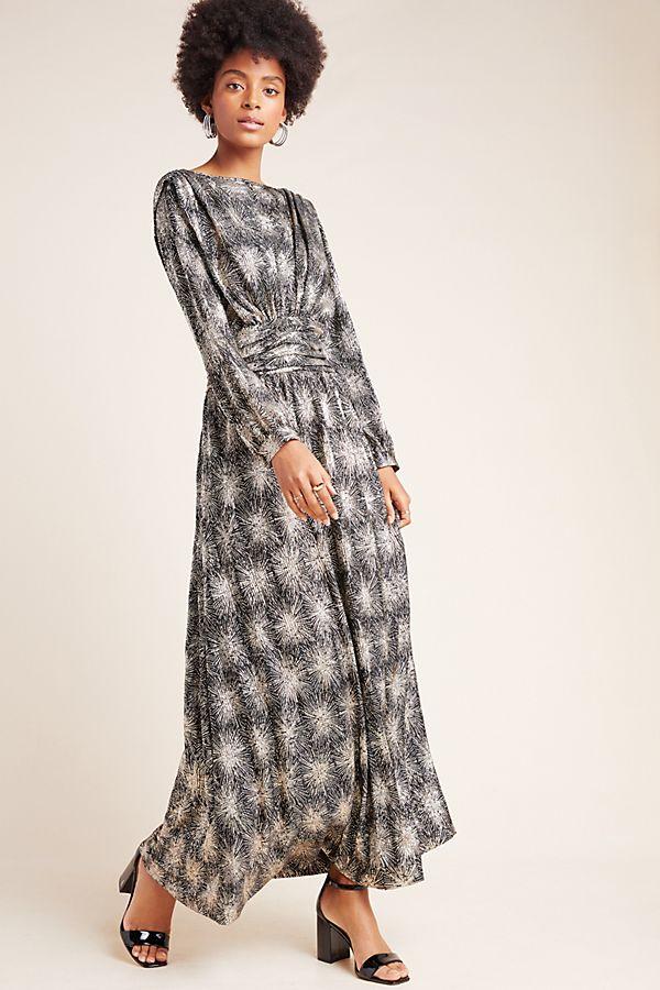 Slide View: 1: Antik Batik Grace Maxi Dress