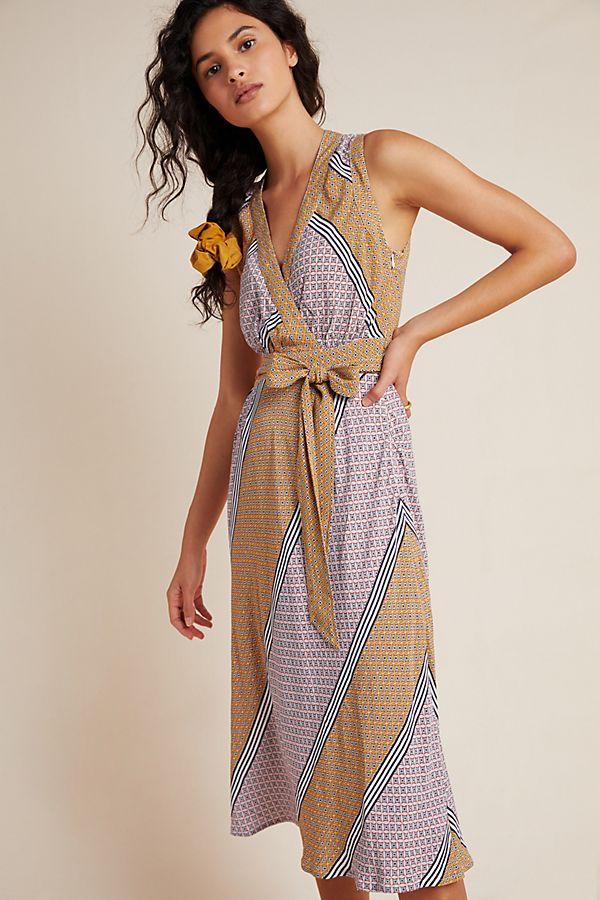 Slide View: 1: Carla Wrap Dress