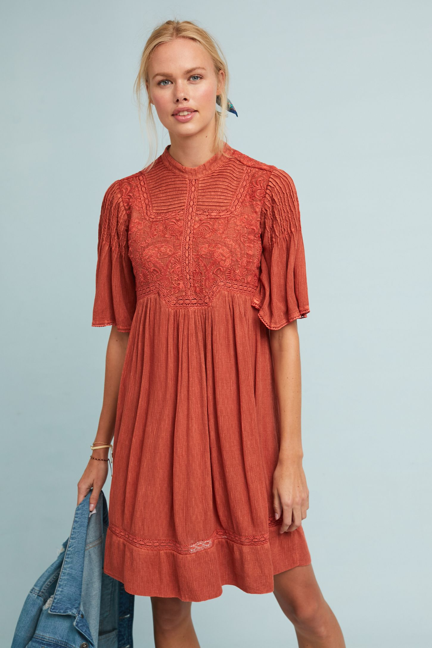 42f502db43d37 Calistoga Tunic Dress | Anthropologie
