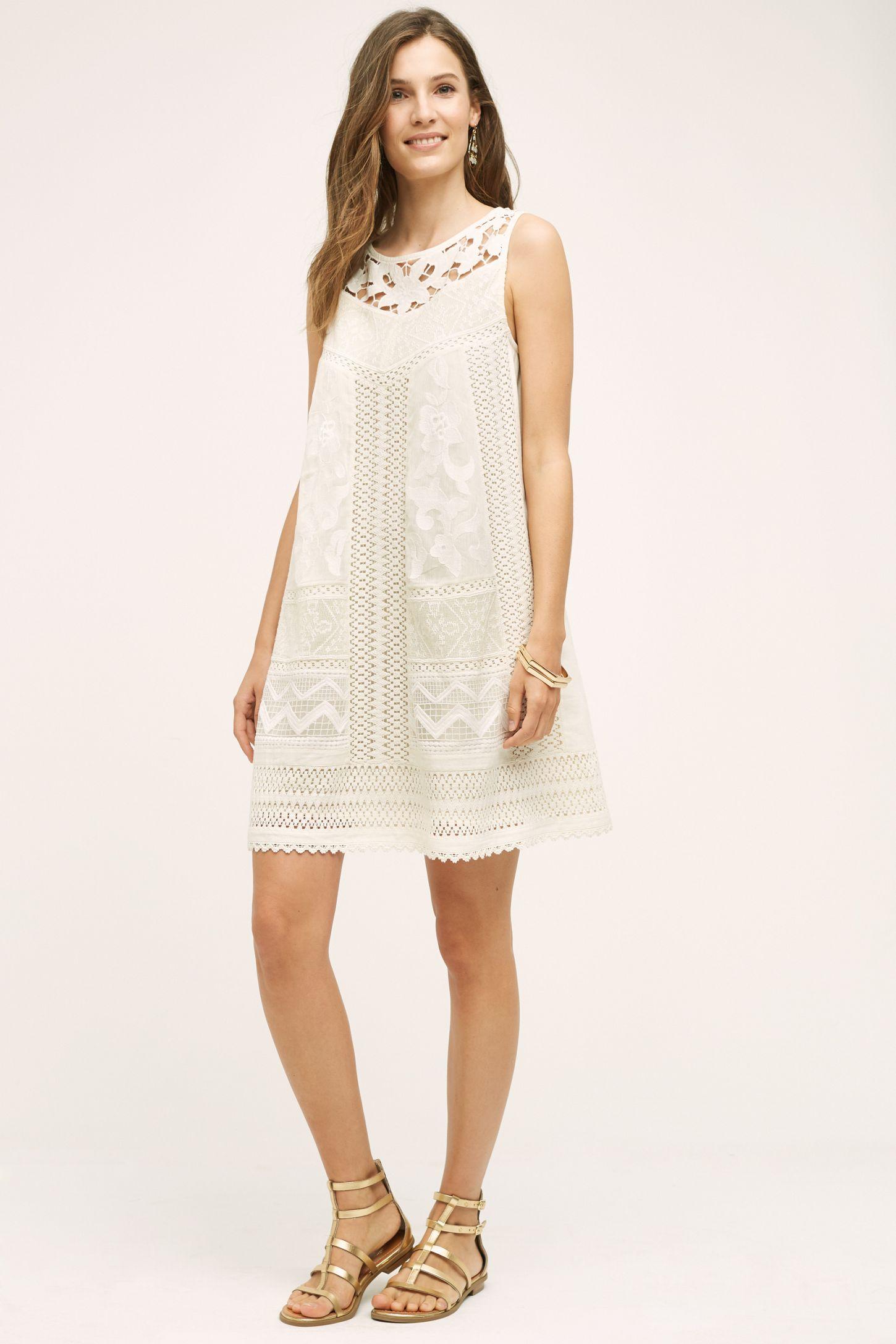9e722b3cf29f9 Cottonwood Swing Dress   Anthropologie