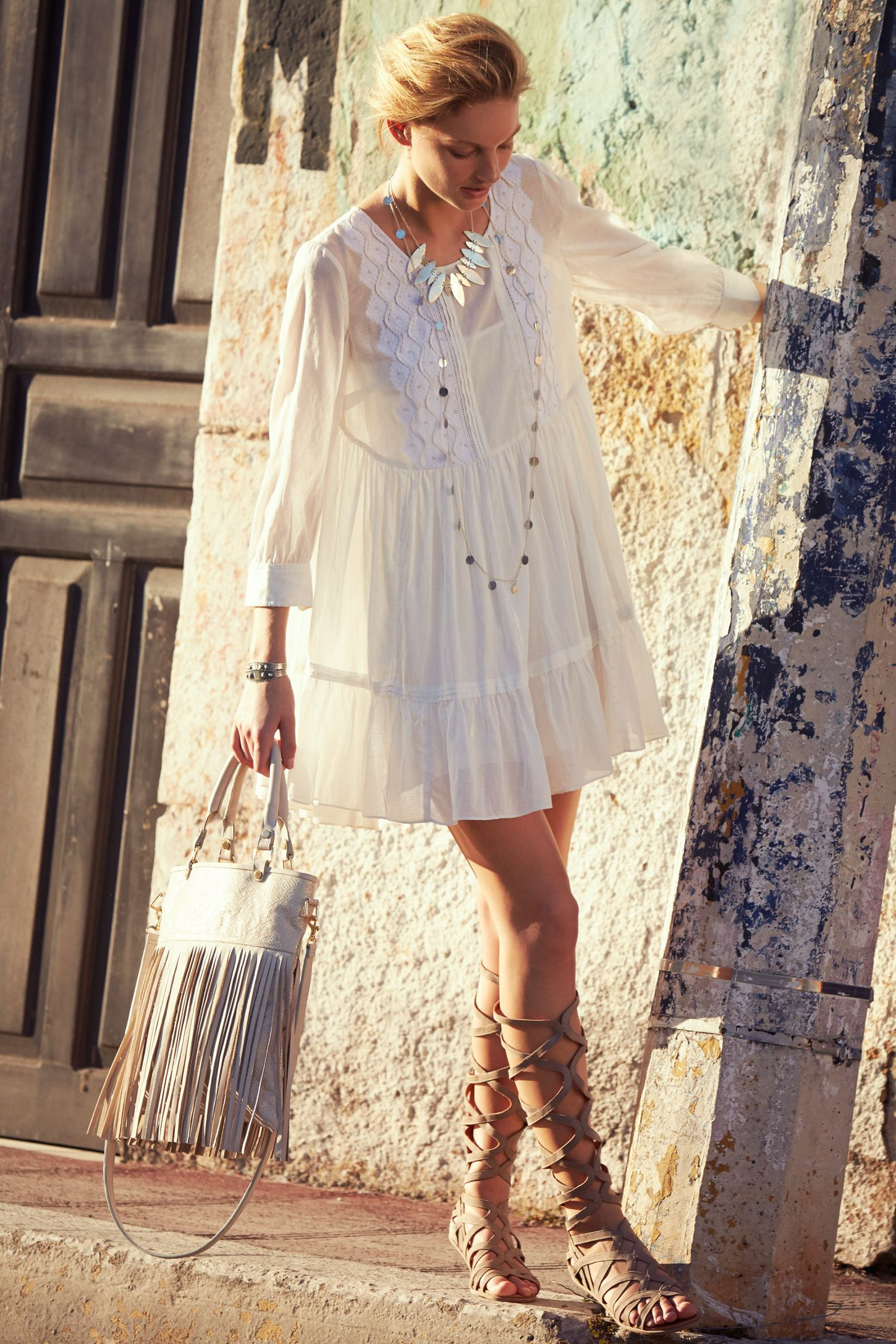 b147d9b8ba5bd Bermeja Tunic Dress | Anthropologie