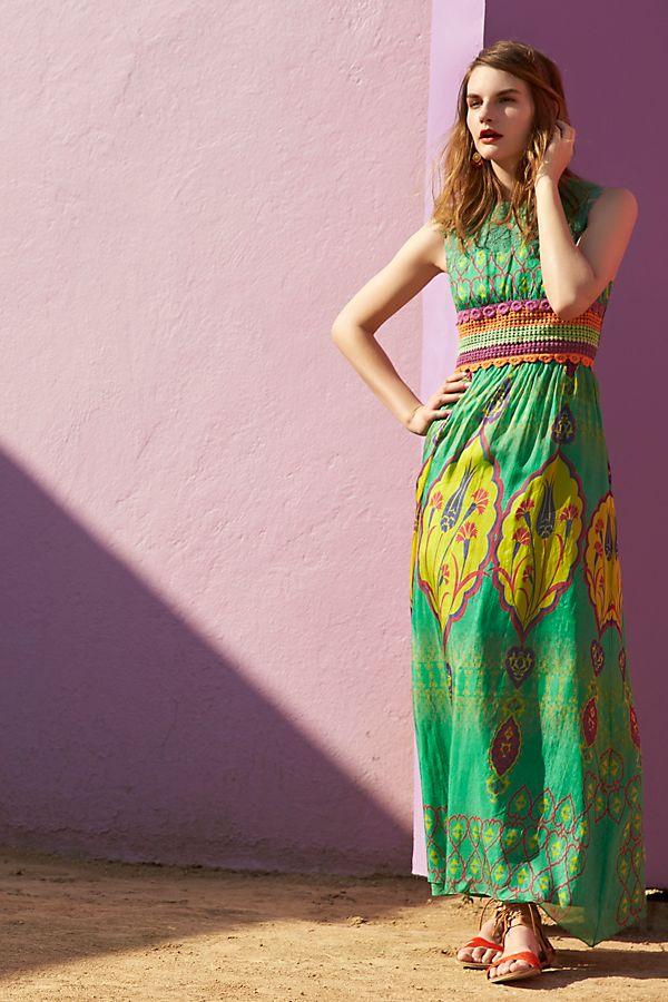 0248576b612 Mintzita Maxi Dress