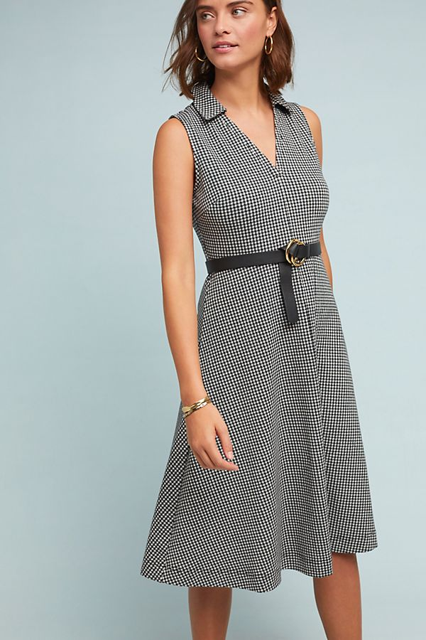 2fc5ad1edd9a Collared Gingham Dress | Anthropologie
