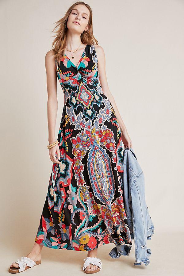 Slide View: 1: Camilla Maxi Dress