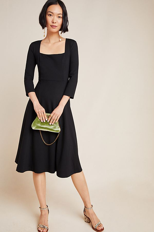 Slide View: 1: Jocelyn Midi Dress