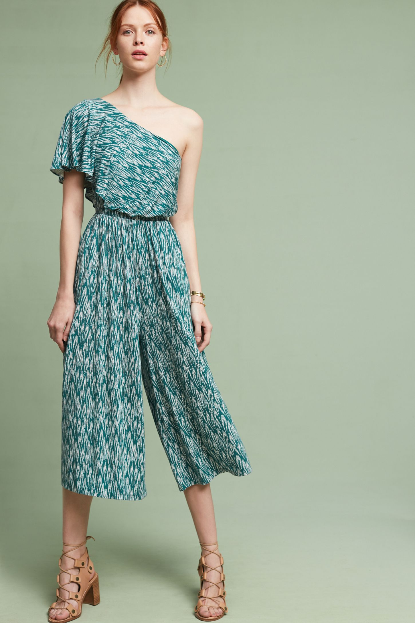 73fa0f54b7bf Jamie Wide-Leg Jumpsuit | Anthropologie